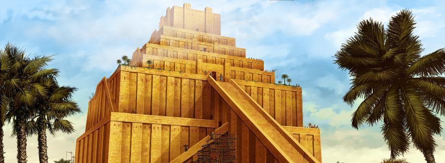 Existem Relatos Historicos Sobre A Torre De Babel Graca Maior